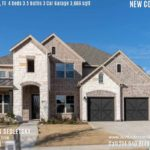 New Construction Home in Frisco, TX with Prosper ISD