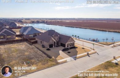 New Construction Home in Prosper, TX. Aerial Photos. Contact Oleg Sedletsky REALTOR - 214.940.8149 - www.360RealEstateDFW.com - JP & Associates Realtors 3 Beds, 2.5 Baths, 3 Car Garage, 2660 sqft Note! Information provided is deemed reliable, but is not guaranteed and should be independently verified. Price and Home Availability is subject to change without notice. Square footages are approximate.