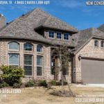 Van Alstyne, TX Beautiful New Construction Home Available for Sale
