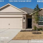 Princeton, TX New Construction Home Available