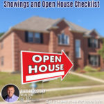 Showings and Open House Checklist-Contact Oleg Sedletsky REALTOR - 214.940.8149 - www.360RealEstateDFW.com - JP & Associates Realtors