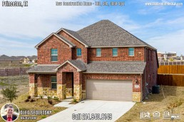 New Cnstruction Home in Princeton, TX. March 2020. Contact Oleg Sedletsky REALTOR - 214.940.8149 $321,405 2story, 5 Beds, 3 Baths, 2 Car Garage, 3060 sqft Note! Information provided is deemed reliable, but is not guaranteed and should be independently verified. Price and Home Availability is subject to change without notice. Square footages are approximate.