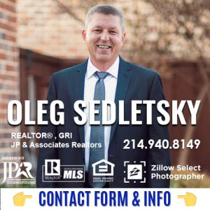 Real Estate Agent in Dallas-Fort Worth - Oleg Sedletsky