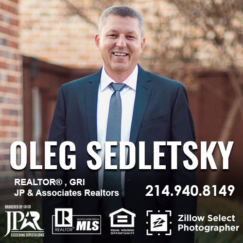 Realtor in the Dallas-Fort Worth - 214.940.8149 - Helping you to Sell or Buy Home, Investment Property, Land/Lot in North Texas
