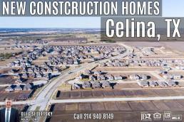 New Construction Homes in Celina, TX -Oleg Sedletsky Realtor