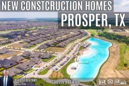 New Construction Homes in Prosper TX -Oleg Sedletsky Realtor