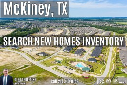 Search New Construction Homes in McKinney TX -Oleg Sedletsky Realtor