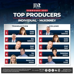 Oleg Sedletsky Realtor - Top Producer JP & Associates Realtors McKinney, #1 in total volume