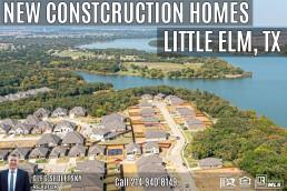 New Construction Homes in Little Elm, TX -Oleg Sedletsky Realtor