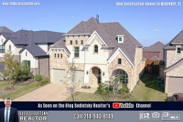 New Construction Homes in McKinney TX Call 214.940.8149 Oleg Sedletsky Realtor